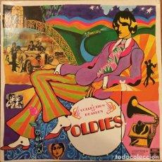 Discos de vinil: BEATLES A COLLECTION OF BEATLES OLDIES. Lote 225028155