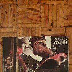Discos de vinilo: NEIL YOUNG – AMERICAN STARS 'N BARS SELLO: REPRISE RECORDS – HRES 291-91 FORMATO: VINYL, LP, ALBUM. Lote 225028635