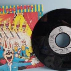 Discos de vinilo: ANTIGUO DISCO VINILO PEQUEÑO JUVE BUNNY. Lote 225048065