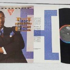 Discos de vinilo: ANTIGUO DISCO VINILO GRANDE LP HAMMER. Lote 225050560