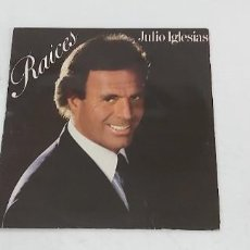 Discos de vinilo: ANTIGUO DISCO VINILO GRANDE LP JULIO IGLESIAS. Lote 225052095