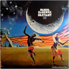 Discos de vinilo: HERBIE HANCOCK - SEXTANT - LP US 1973 - COLUMBIA C32212. Lote 225054637