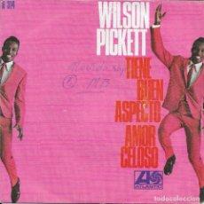 Discos de vinilo: WILSON PICKETT TIENE BUEN ASPECTO ATLANTIC 1968. Lote 225086805