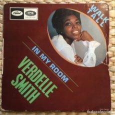 Discos de vinilo: VERDELLE SMITH IN MY ROOM EP EDIC FRANCIA. Lote 225102495