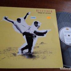 Discos de vinilo: VICEVERSA LLEGO EL VERANO-MAXI-ESPAÑA-. Lote 225105300