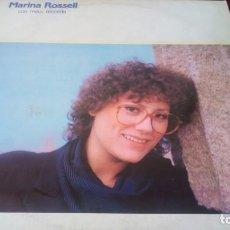 Discos de vinilo: MARINA ROSSELL. Lote 225110295