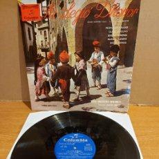 Discos de vinilo: ORFEÓ GRACIENC / LA LEGIÓ D'HONOR / LP-GATEFOLD - COLUMBIA-1966 / MBC. ***/***. Lote 225121275
