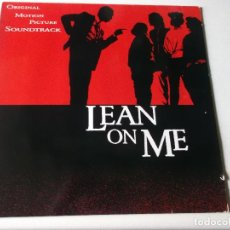 Discos de vinilo: LEAN ON ME, BANDA SONORA, 1989. Lote 225139996
