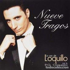 Discos de vinilo: LP LOQUILLO NUEVE TRAGOS VINILO + CD. Lote 225146960