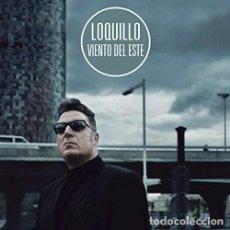Discos de vinilo: LP LOQUILLO VIENTO DEL ESTE VINILO + CD. Lote 225148380