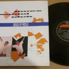Discos de vinilo: TIMEX SOCIAL CLUB / MIXED UP WORLD / MAXI-SINGLE 12 INCH. Lote 225148775