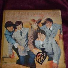 Discos de vinilo: THE FIVE AMERICANS. Lote 225164935