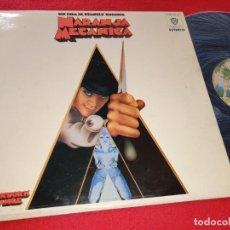 Discos de vinilo: NARANJA MECANICA CLOCKWORK ORANGE BSO OST LP 1972 WB EDICION ESPAÑOLA SPAIN KUBRICK. Lote 225169315