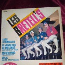 Discos de vinilo: LES BRETELL'S. Lote 225170430