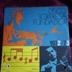 Discos de vinilo: DISCO SORPRESA FUNDADOR. MARI TRINI. Lote 225171350