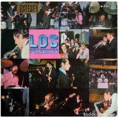 Discos de vinilo: LOS PEKENIKES – LOS PEKENIKES LP SPAIN 1967 ROCK, POP ESTILO: BEAT, INSTRUMENTAL. Lote 225172116