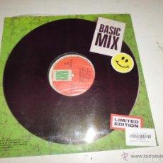 """Discos de vinilo: LP VINILO BASIC MIX FAX YOURSELF """"SUNSHINE 89"""". Lote 225177415"""