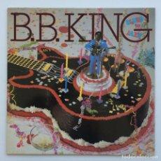 Discos de vinilo: B.B. KING – BLUES 'N' JAZZ UK 1983 MCA RECORDS. Lote 222502768