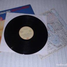 Disques de vinyle: LOS RONALDOS. SACA LA LENGUA. LP. Lote 225203707