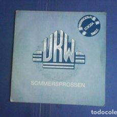 Discos de vinilo: UKW – SOMMERSPROSSEN. Lote 225207230