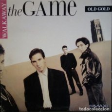 Discos de vinilo: THE GAME ‎– WALK AWAY. Lote 225213486