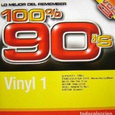 Discos de vinilo: 100% 90'S VOL. 3 (VINYL 1). Lote 225214375