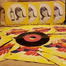 Discos de vinilo: LOTE 25 EPS DISCO SORPRESA FUNDADOR. Lote 225229626