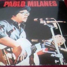 Discos de vinilo: PABLO MILANES. Lote 225241130