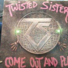 Discos de vinilo: TWISTED SISTER LP. Lote 225253275