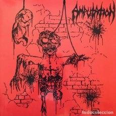 Discos de vinilo: AMPUTATION - SLAUGHTERED IN THE ARMS OF GOD - LP [NWN!, 2020]. Lote 225259996