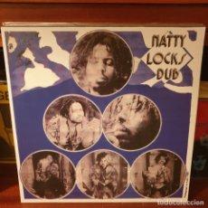 Discos de vinilo: WINSTON EDWARDS / NATTY LOCKS DUB / STUDIO 16 2013. Lote 225267190