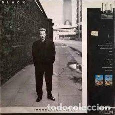 Disques de vinyle: BLACK – WONDERFUL LIFE. Lote 225276400