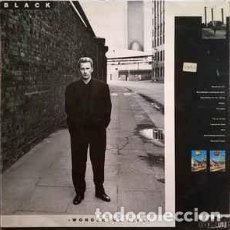 Discos de vinilo: BLACK – WONDERFUL LIFE. Lote 225276400