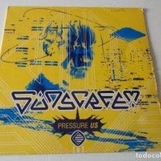 Discos de vinilo: SUNSCREEM – PRESSURE 1993,TECHNO. Lote 225286412