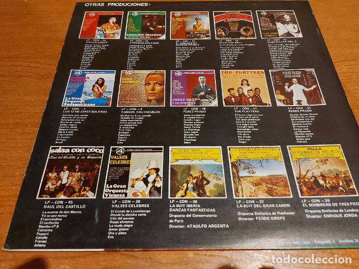 Discos de vinilo: ARMANDO OREFICHE Y SU HAVANA CUBAN BOYS / MISMO TÍTULO / LP - PALOBAL-1981 / MBC. ***/*** - Foto 2 - 225293133