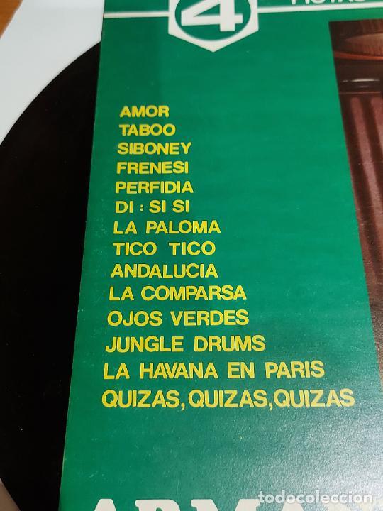 Discos de vinilo: ARMANDO OREFICHE Y SU HAVANA CUBAN BOYS / MISMO TÍTULO / LP - PALOBAL-1981 / MBC. ***/*** - Foto 3 - 225293133