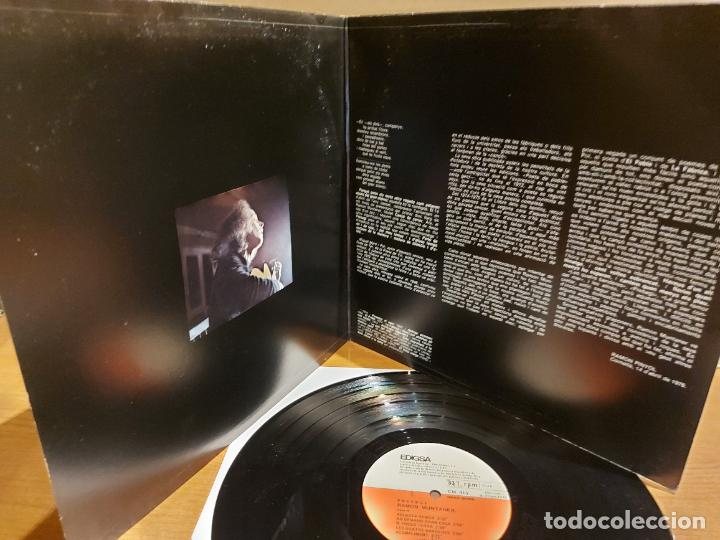Discos de vinilo: RAMON MUNTANER / PRESAGI / MIQUEL MARTI I POL / LP - EDIGSA-1976 / MBC. ***/*** +POSTER - Foto 2 - 225296295