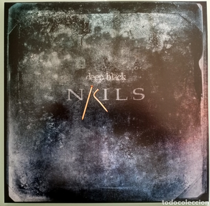 DARK BLACK - NAILS .VINILO NUEVO (Música - Discos - LP Vinilo - Pop - Rock Extranjero de los 90 a la actualidad)