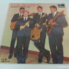 Discos de vinilo: VINILO/LOS AGAROS/DISCOGRAFIA COMPLETA 1964/FONTANA.. Lote 225300080