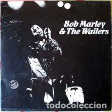 Discos de vinilo: BOB MARLEY & THE WAILERS ‎– WAR / NO MORE TROUBLE / EXODUS. Lote 225303901