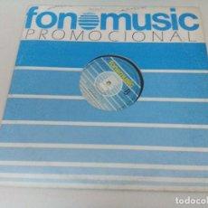 Discos de vinilo: VINILO MAXI/ARRAJATABLA/RAIMUNDO AMADOR/FONOMUSIC.. Lote 225305580