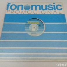 Discos de vinilo: VINILO MAXI/MARCO MEDINA/FONOMUSIC.. Lote 225305855