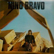 Discos de vinilo: DISCO. LP VINILO. NINO BRAVO. UN BESO Y UNA FLOR. POLYDOR. (ST/DS6). Lote 225307280