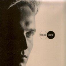 Discos de vinilo: DISCO. LP VINILO. MIGUEL BOSÉ. XXX. QUIERES AMÉRICA. (ST/DS6). Lote 225308040