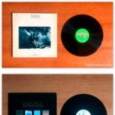 Discos de vinilo: LOTE 2 DISCOS WORLD MUSIC BABIA ORIENTE OCCIDENTE LUIS DELGADO JUAN GOYTISOLO RAFAEL ALQUIBLA. Lote 225308170