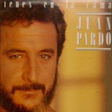 Discos de vinilo: DISCO. LP VINILO. JUAN PARDO. QUE TIENES EN LA CAMA. HISPAVOX (ST/DS6). Lote 225308585