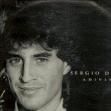 Discos de vinilo: DISCO. LP VINILO. SERGIO DALMA. ADIVINA. HORUS 42016. (ST/DS6). Lote 225309530