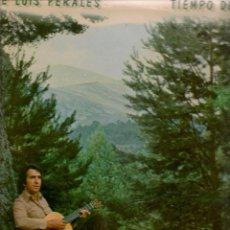 Discos de vinilo: DISCO. LP VINILO. JOSÉ LUIS PERALES. TIEMPO DE OTOÑO. HISPAVOX. 60.289. (ST/DS6). Lote 225311100