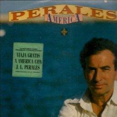 Discos de vinilo: DISCO. LP VINILO. PERALES. AMÉRICA. CBS . (ST/DS6). Lote 225311335