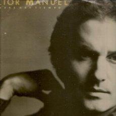 Discos de vinilo: DISCO. LP VINILO. VICTOR MANUEL / ANA BELEN. SIEMPRE HAY TIEMPO PARA LA TERNURA. (ST/DS6). Lote 225312568